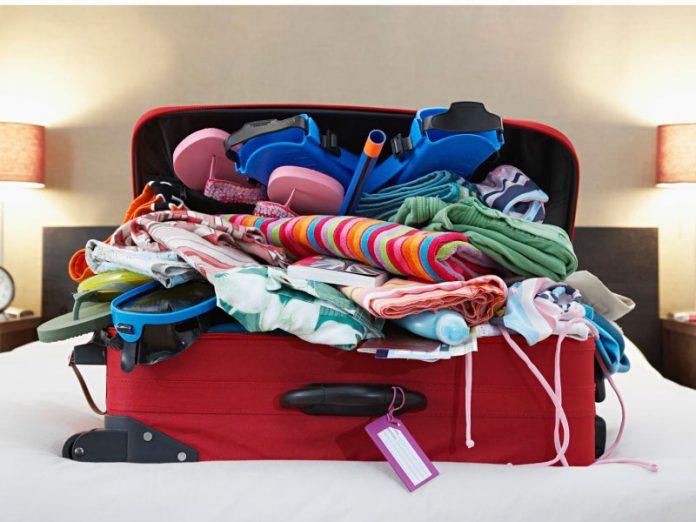 ترفندهای کاربردی و ساده برای بستن چمدان سفر