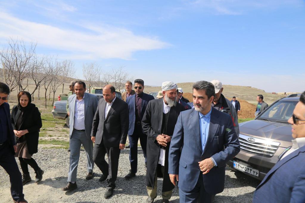 اعلام نتایج سفر هیات اقتصادی وزارت کشور به استان خراسان شمالی