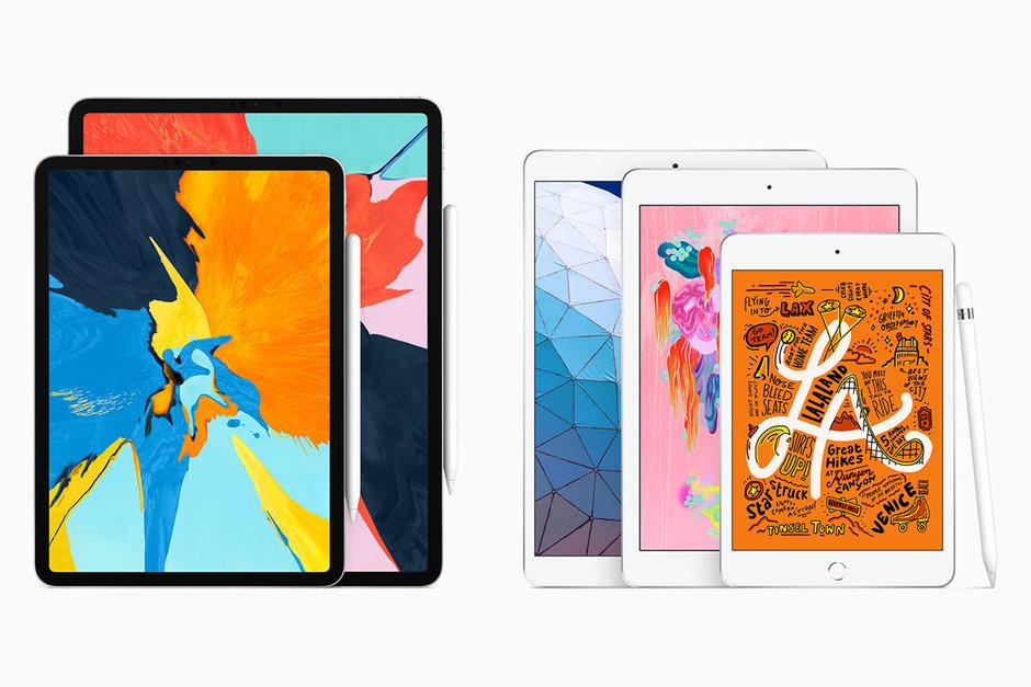 آیپدهای جدید اپل رونمایی شدند +تصاویر