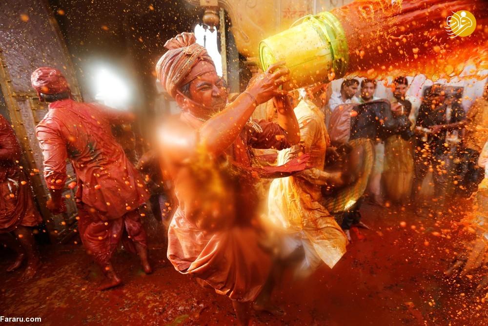 قدیمی ترین فستیوال های هندی+ تصاویر