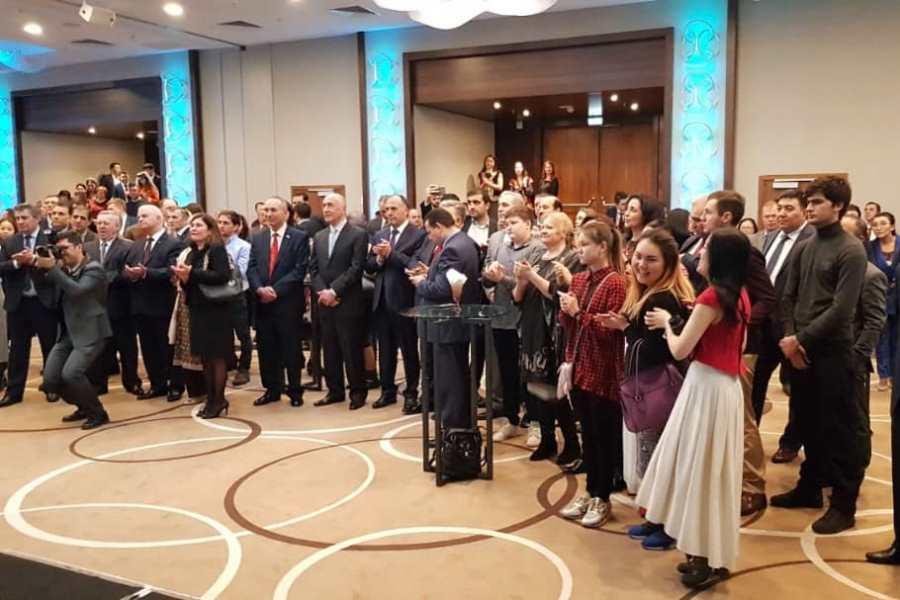 باشگاه خبرنگاران -برگزاری جشن نوروز با مشارکت سفارتهای ۹ کشور در بلاروس