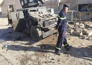 باشگاه خبرنگاران -حمله تروریستی به نیروهای ارتش عراق در شمال بغداد