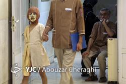مصدومان چهارشنبه آخر سال در تهران - ۰۱