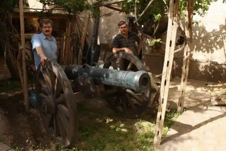 موزهای که قدمت و فرهنگ ایران و آذربایجان را نشان میدهد
