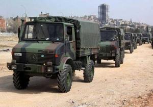 باشگاه خبرنگاران -استقرار گسترده نظامیان ترکیهای در ادلب