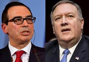 دو دستگی دولت ترامپ در خصوص ادامه معافیت تحریمی به ایران