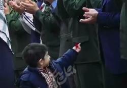 #مثل_پدر | کلیپی که صفحه سردار سلیمانی به مناسبت روز پدر منتشر کرد