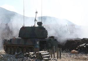 باشگاه خبرنگاران -ارتش ترکیه مواضع پکک را هدف قرار داد