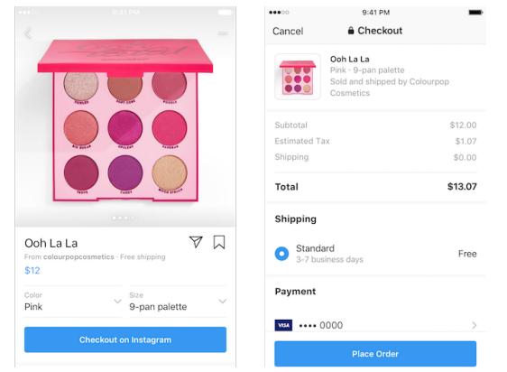 قابلیت جدید اینستاگرام امکان خرید مستقیم را فراهم میکند +تصاویر