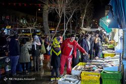 خرید ماهی شب عید نوروز