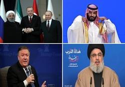 از تهدید موشکی روسیه علیه آمریکا تا افشای محل اختفای سلمان رشدی پس از فتوای امام و شیوه تهوعآور آموزش نظامی به سربازان آمریکایی+ تصاویر