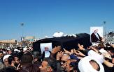 باشگاه خبرنگاران - مراسم تشییع پیکر آیتالله مؤمن/ عالم ربانی در جوار کریمه اهل بیت (س) آرام گرفت + تصاویر