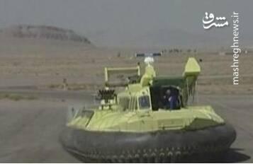 ابتکار نیروهای مسلح در شلیک موشک از جایی که دشمن فکرش را هم نمیکند + تصاویر