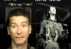 عید//// تغییر چهرهی دانشمندان ناسا هنگام آزمایش گریز از جاذبه + فیلم