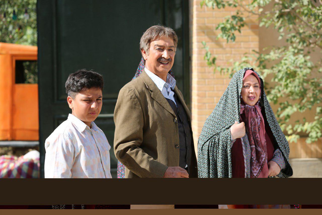 گریم هندی بازیگر ایرانی در یک سریال/ ناصر نصیر، پزشک «حکایتهای کمال» شد