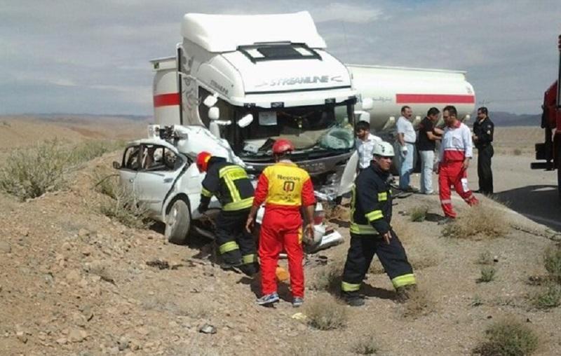 ۳ حادثه مختلف در قزوین ۶ کشته به جا گذاشت