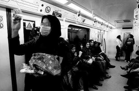 ماجرای غم انگیز کسب و کار دخترانی با صورتهای پوشانده شده در تونلهای زیرزمینی تهران