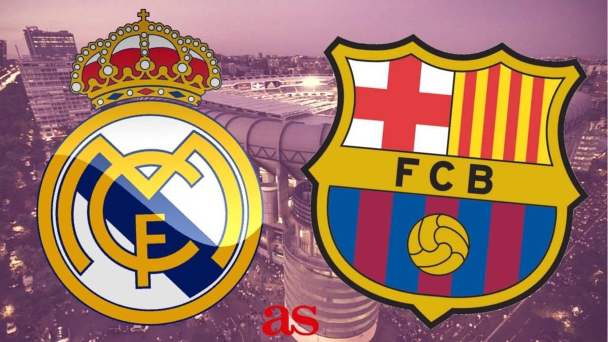 رئال مادرید - بارسلونا/راند دوم نبرد بزرگان برای صعود به فینال