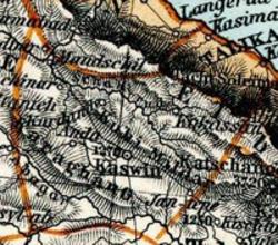 کاسپین نام قدیم کدام شهر است؟