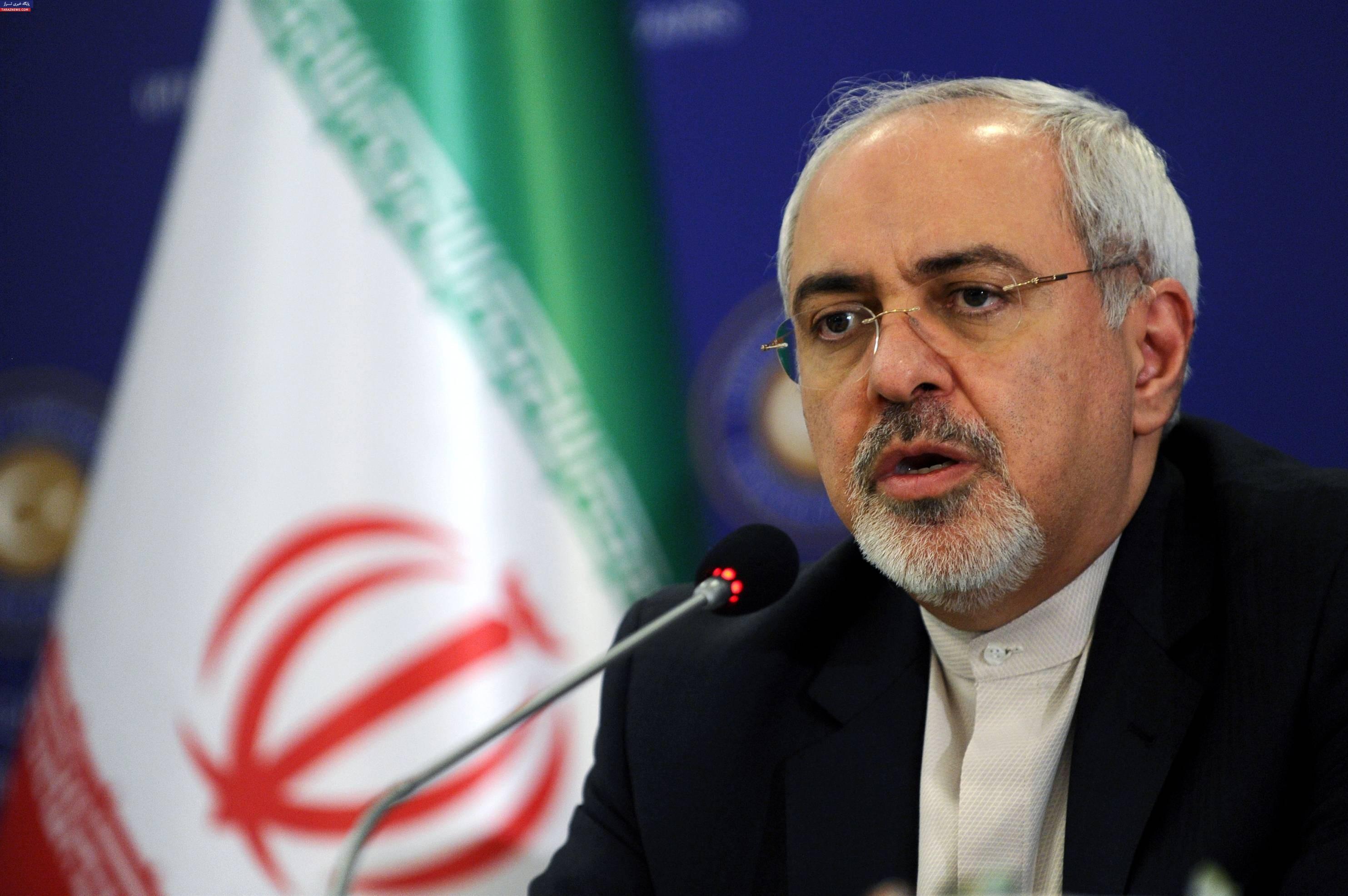 ظریف: در صورت اعمال دوباره تحریمها، ایران برنامه هستهای خود را با سرعت بیشتری از سر میگیرد