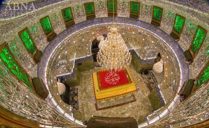 مقام و منزلت حضرت عباس (ع)در نزد ائمه اطهار(ع)