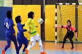 باشگاه خبرنگاران -پیروزی شیرین تیم فوتسال جواهری ایوبی قم برابر کاسپین قزوین