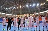 باشگاه خبرنگاران - فوتسال ایران همچنان در رده ششم جهان و اول آسیا