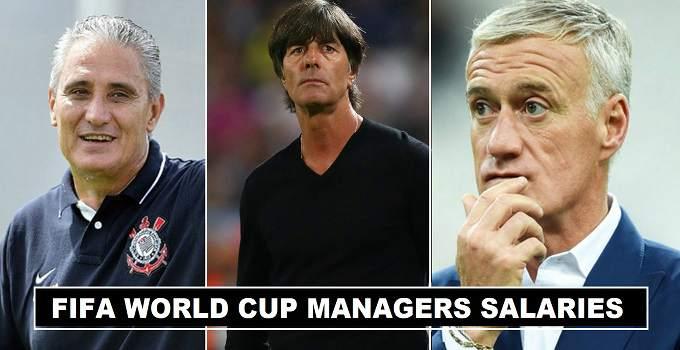 بررسی دستمزد سرمربیان حاضر در جام جهانی/کی روش در میان گرانقیمتها