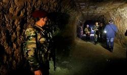 حقایقی از مکان مخوف اعترافگیری گروه «جیش الاسلام»/تروریستها چگونه تونلهای پیچیده را ساختند؟+فیلم