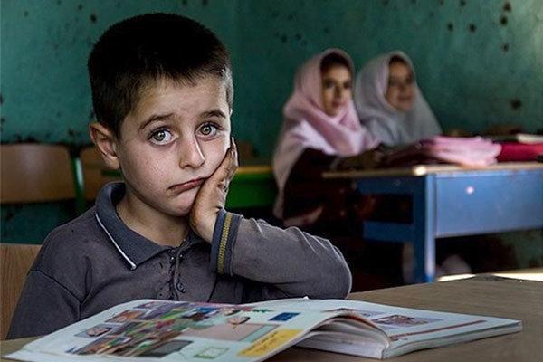 آمار تکاندهنده بچه ها بازمانده از تحصیل/ وضعیت نامعلوم ۱۳۴ هزار کودک در بانکهـای اطلاعاتی