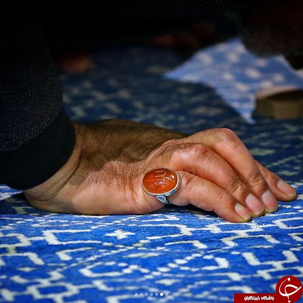 پست صفحه اینستاگرام سردار سلیمانی به مناسبت روز جانباز +تصاویر