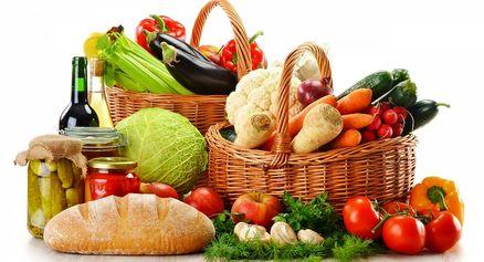 ۱۰ علامت مشخص تغذیه سالم