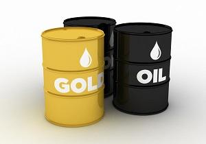 باشگاه خبرنگاران -کاهش بهای نفت و طلا در بازارهای جهانی