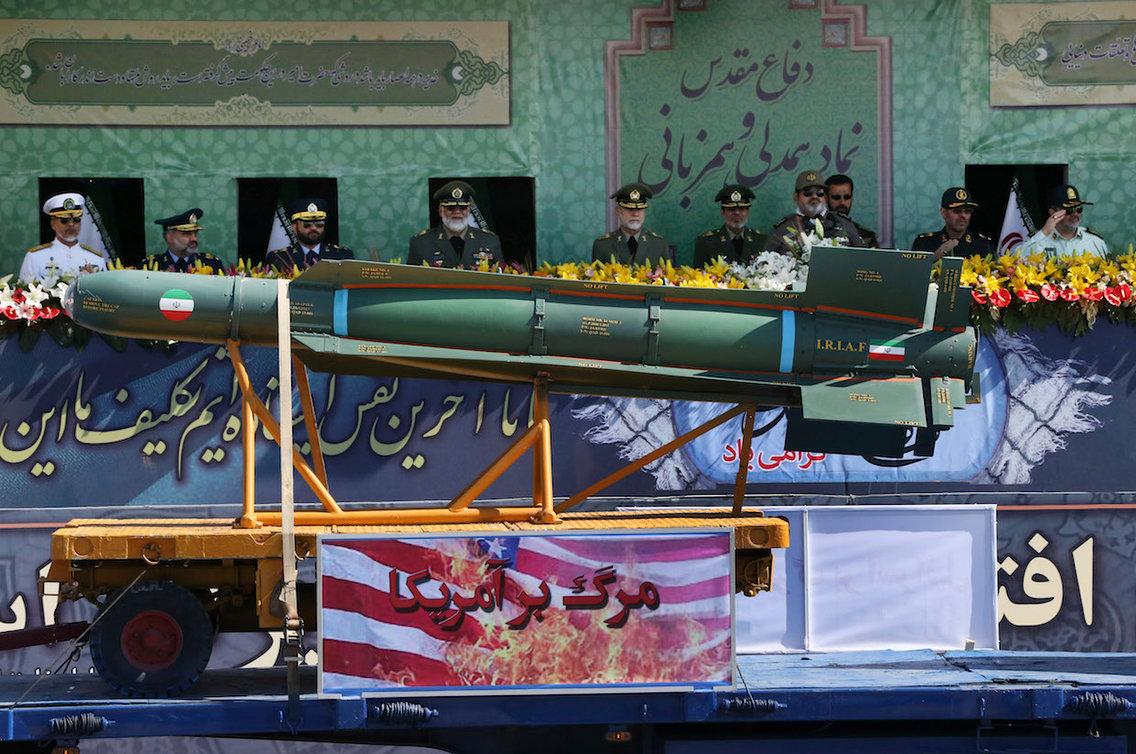ایران در میان ۱۰ قدرت برتر نظامی قاره آسیا