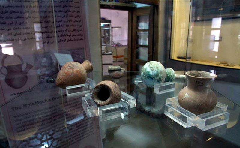 موزه سنندج؛ دفترچه تاریخی در قلب استان کردستان
