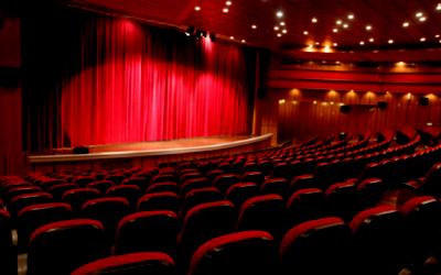 عجیب ترین سالن های سینما در جهان