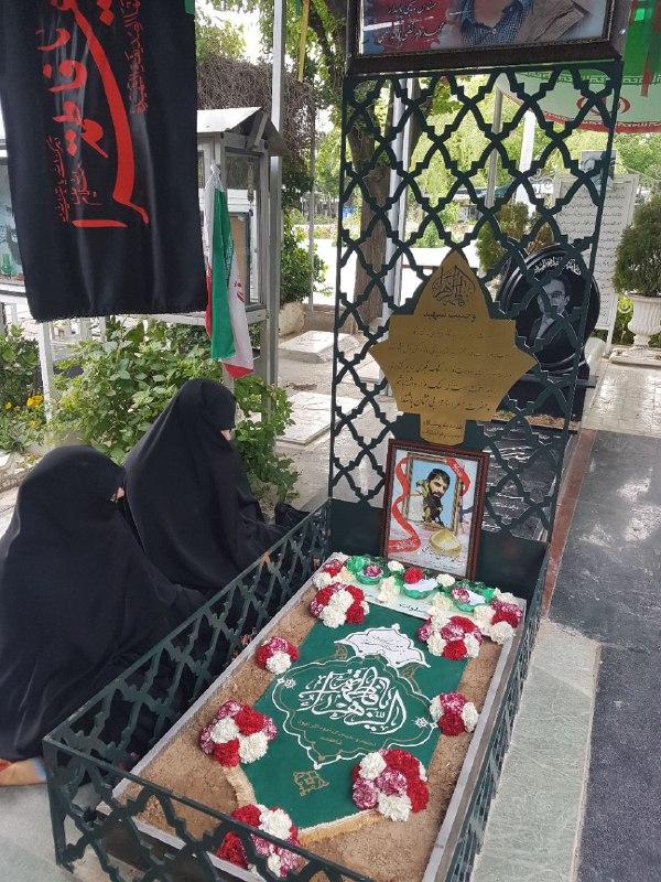 روایت زندگی شهیدی که سنگ مزار ندارد