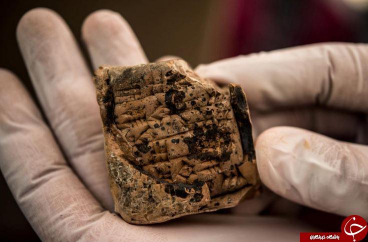 آمریکا هزاران اثر باستانی قاچاق را به عراق بازگرداند+تصاویر