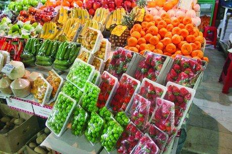 آخرین تحولات بازار میوه های نوبرانه در بازار