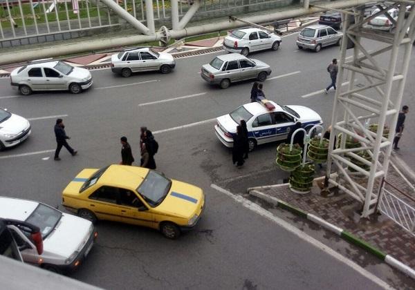 عوارض خودروهای مسافرکش غیربومی در تهران کجا هزینه می شود؟!
