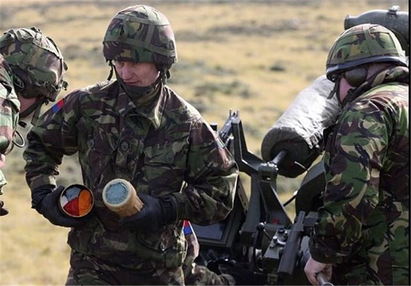 انگلیس چند هزار نیروی نظامی در عربستان دارد؟