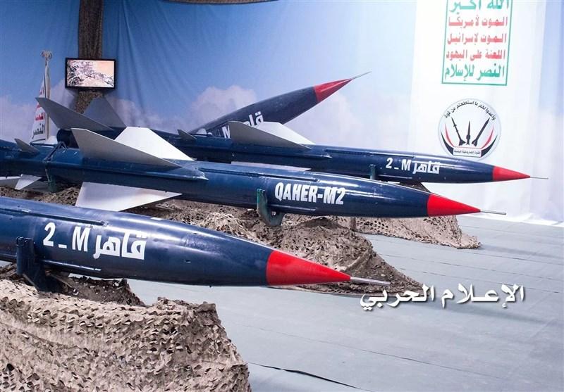 شلیک موشک قاهر ۲ یمن به مواضع مزدوران وابسته به آل سعود