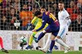 خلاصه بازی رئال مادرید و بارسلونا در 16 اردیبهشت 97 +فیلم