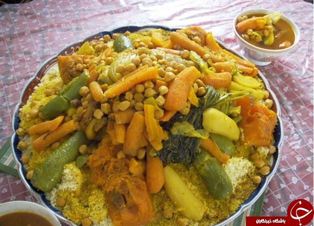 غذای محبوب آفریقاییها در دستان مادر رونالدو!