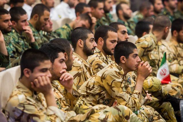 همایش مهارتآموزی کارکنان وظیفه ستادکل نیروهای مسلح برگزار شد