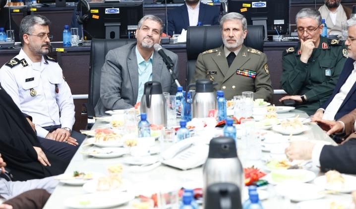 ایران ی قابل تهدید توسط هیچ قدرت خارجی نیست/ دشمنان دیگر سخنی از گزینه های نظامی مطرح نمی کنند