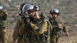 لحظه دلخراش شلیک صهیونیستها به سر نوجوان ۱۵ ساله فلسطینی +فیلم