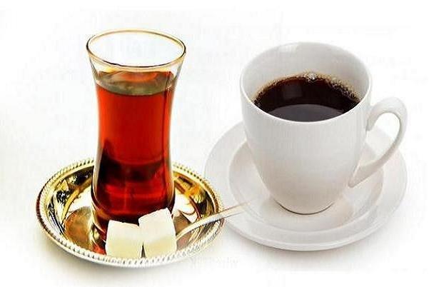 نوشیدن قهوه یا چای باعث کاهش ریسک سکته میشود