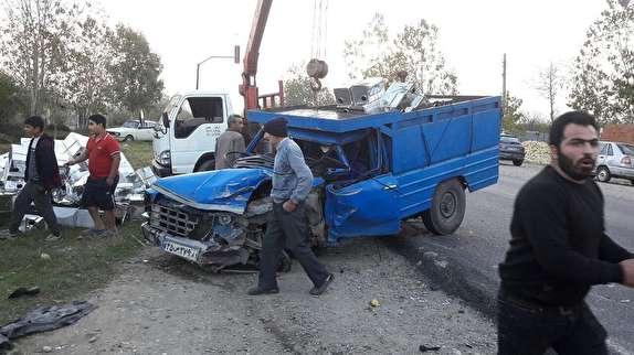 باشگاه خبرنگاران -دو کشته در حادثه رانندگی کبودراهنگ