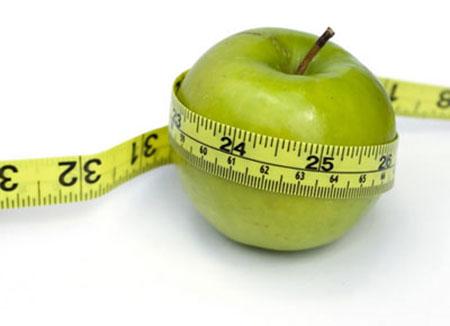 بهترین راه لاغری برای کسانی که حتی با خوردن آب هم چاق میشوند
